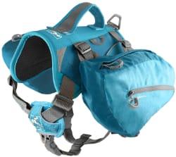Kurgo Baxter Dog Saddlebag Backpack