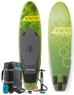 NRS Thrive Inflatable Stand Up Paddle Board