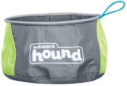 Outward Hound Dog Travel Bowl