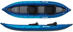 STAR Raven II Tandem Inflatable Kayak