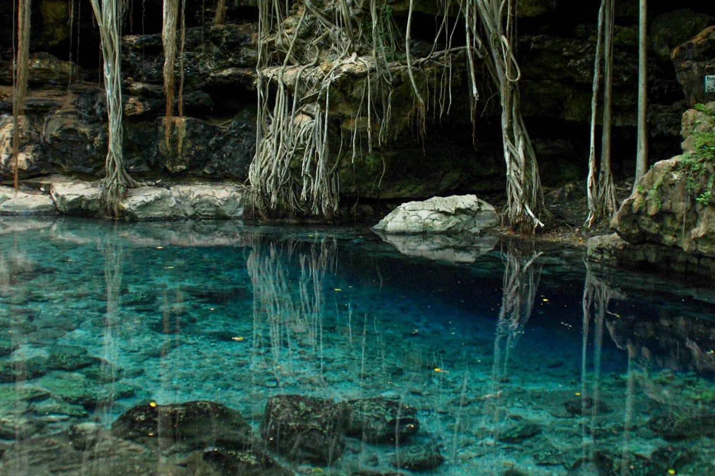 Cenote X'batun in Mexico