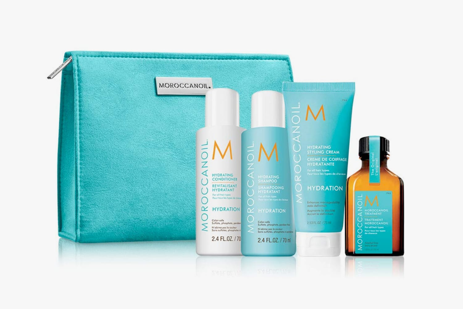 Moroccanoil Travel Essentials Style Kit