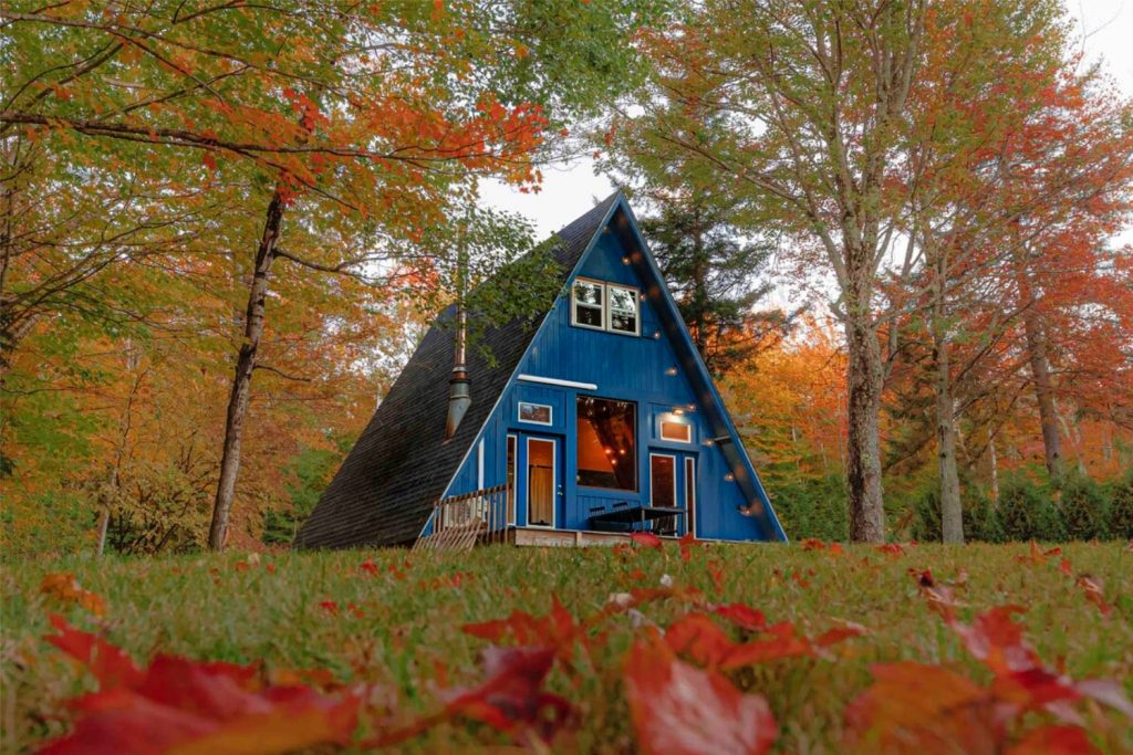Beautiful Vermont Airbnb Cabin
