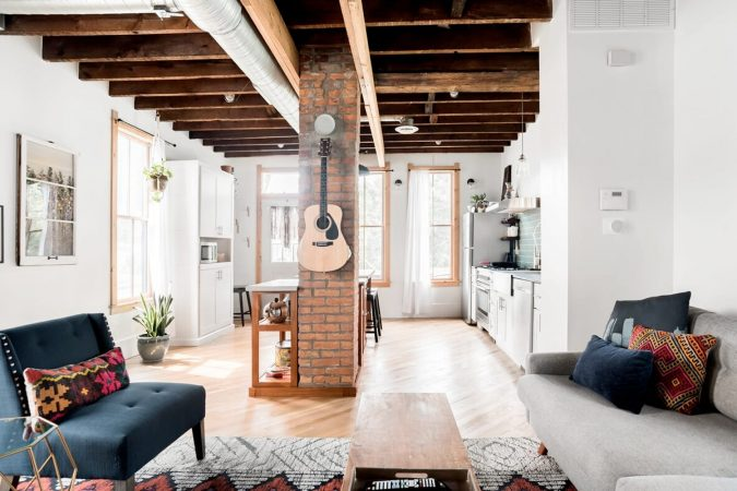 Beautiful Airbnb in Indianapolis, Indiana, USA