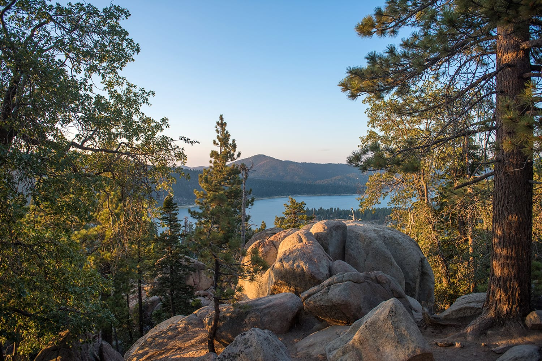 Big Bear Lake, California, USA