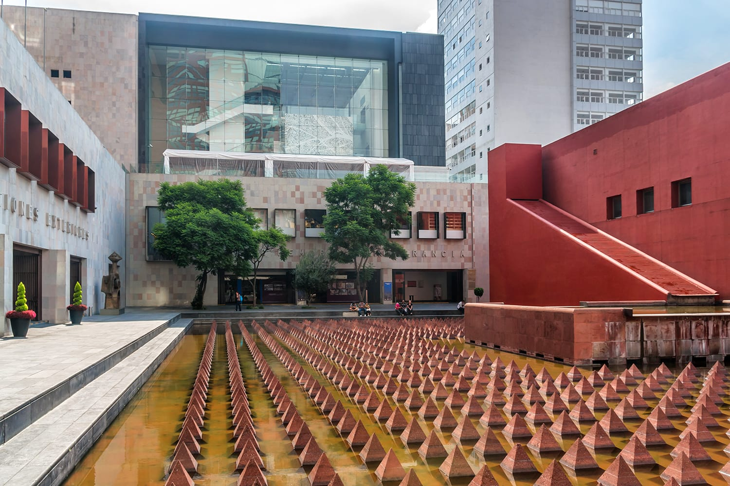 Museum of Memory and Tolerance in Mexico City