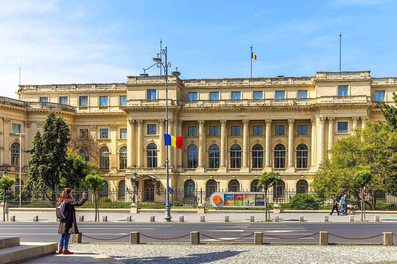 National Art Museum in Bucharest, Romania