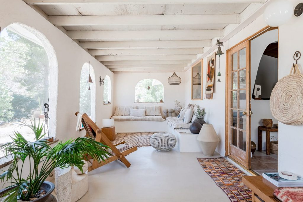 Beautiful vacation rental in California as seen on Plum Guide