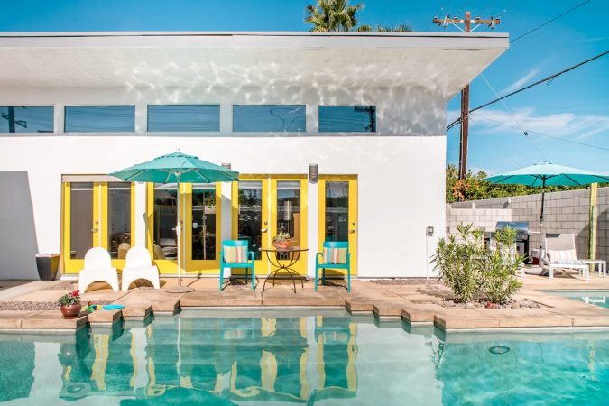 Beautiful Airbnb in Palm Springs, California, USA