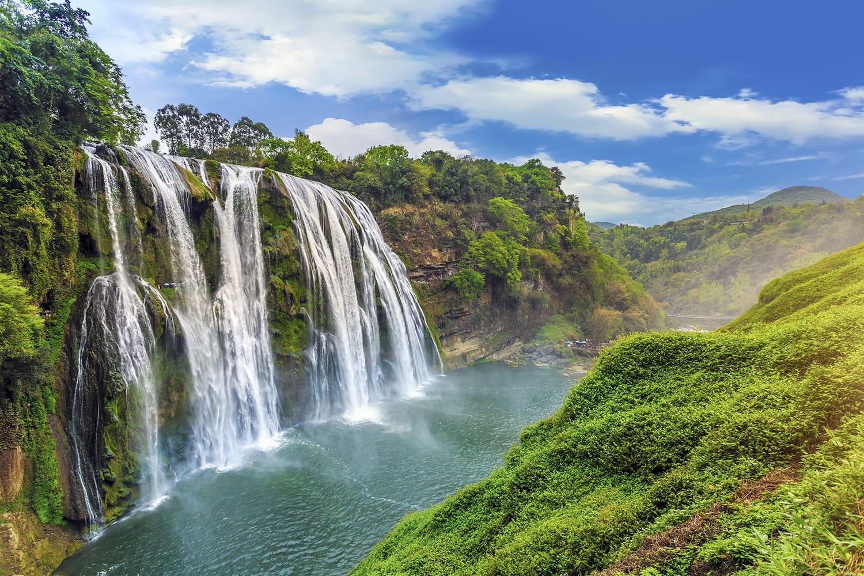 Huangguoshu Falls in China