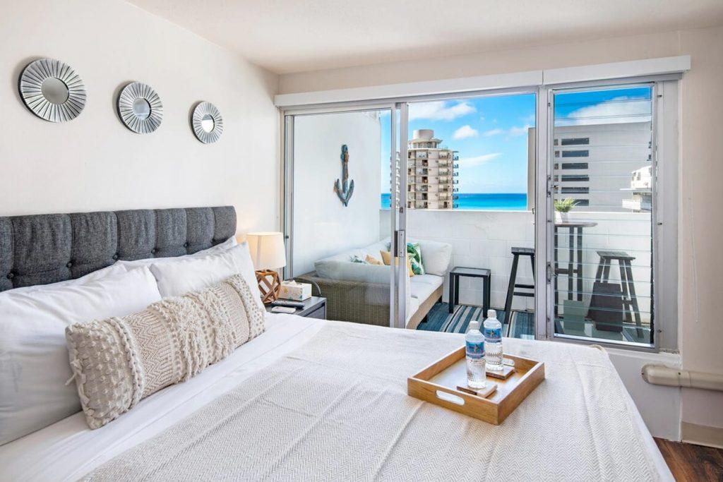 Beautiful Airbnb in Honolulu, Hawaii