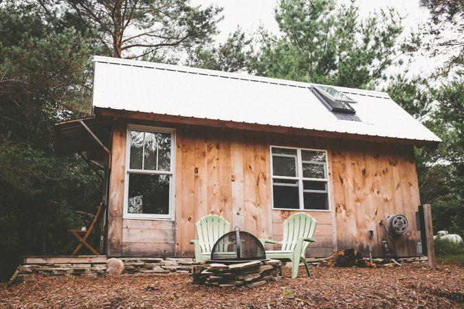 Beautiful Airbnb Cabin in Michigan, USA