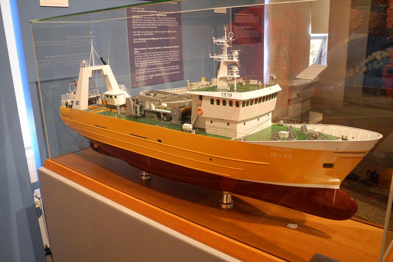 Reykjavík Maritime Museum in Iceland