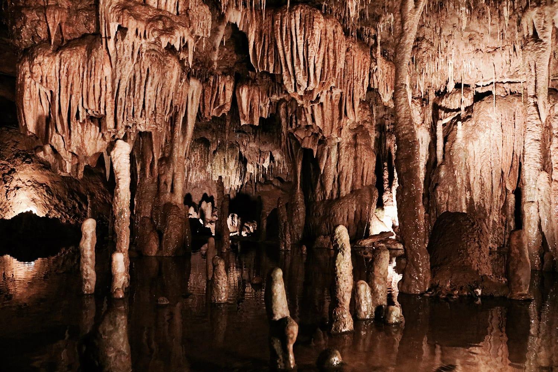 Meramec Caverns in Missouri, USA