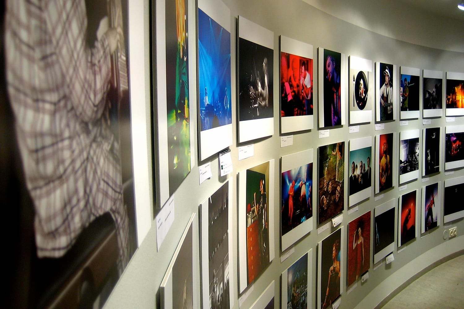 Reykjavik Museum of Photography in Iceland