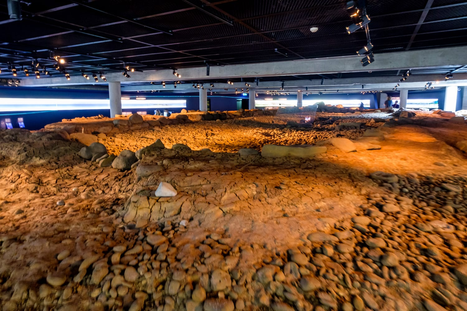 The Settlement Exhibition in Iceland