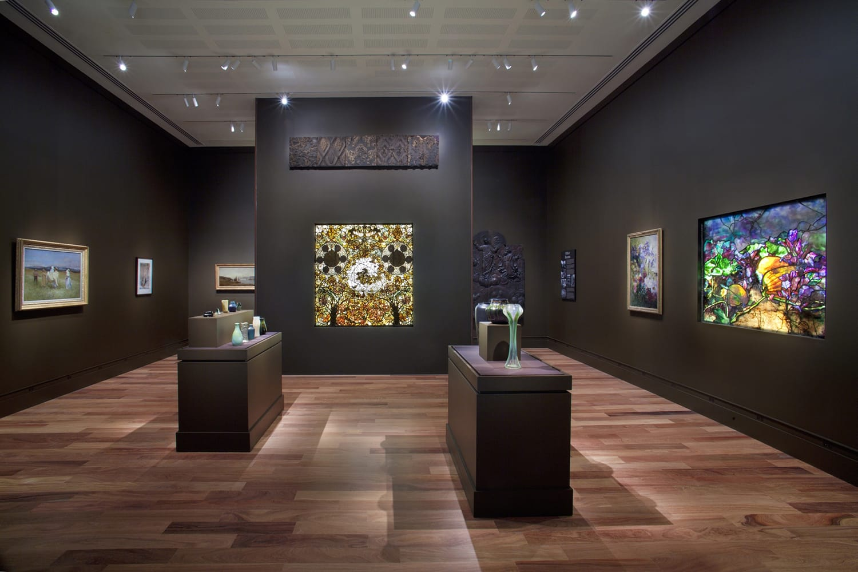 The Charles Hosmer Morse Museum of American Art, Winter Park, FL