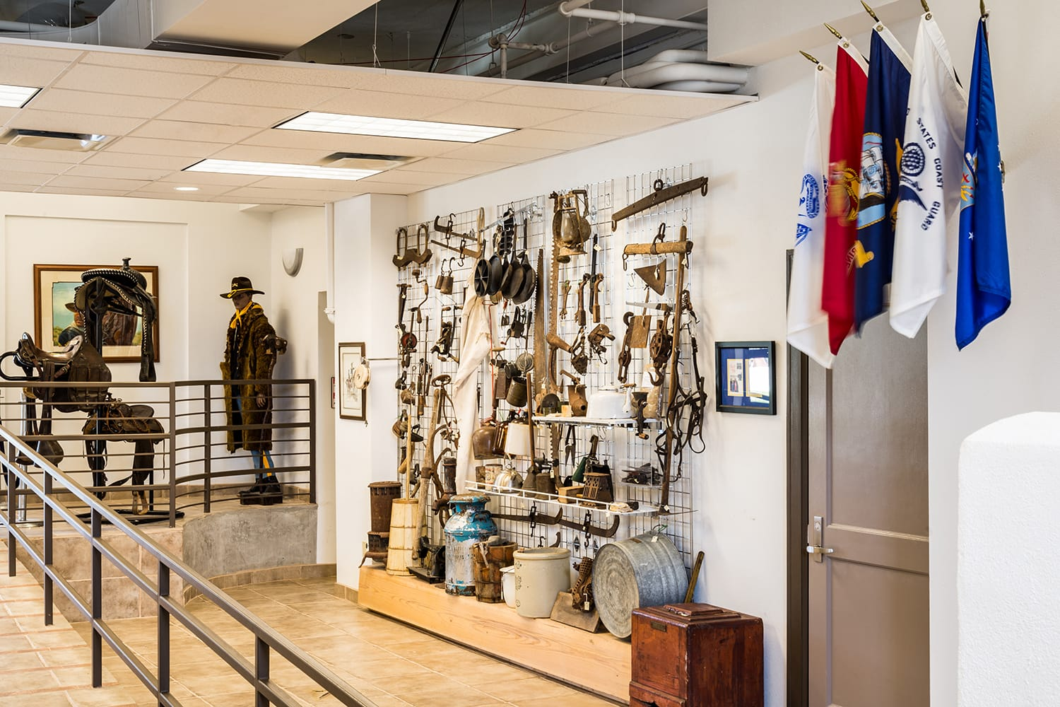 Buffalo Soldiers National Museum in Houston, Texas, USA