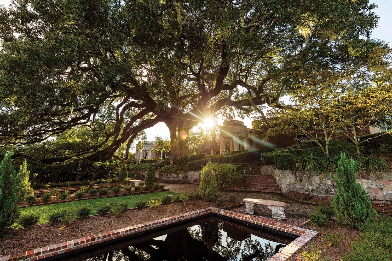 Cummer Museum of Art & Gardens in Florida