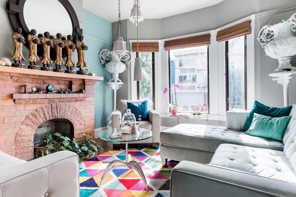 Beautiful Airbnb in San Francisco, California, USA