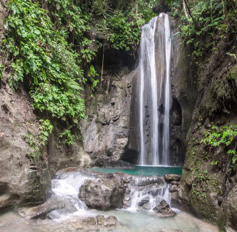 Binalayan Hidden Falls - Waterfalls in Cebu, Philippines