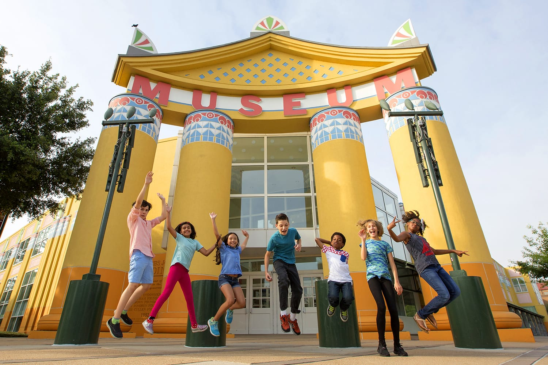 Children's Museum Houston, Texas, USA
