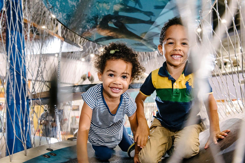 Great Explorations Children's Museum in St. Petersburg, Florida, USA