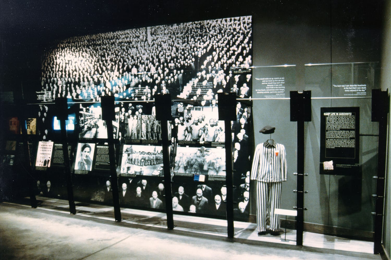 Holocaust Museum in Houston, Texas, USA