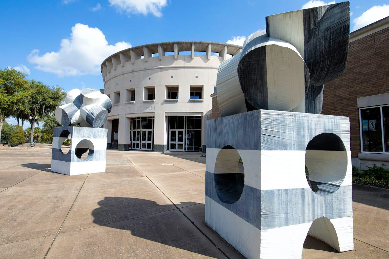 Orlando Museum of Art in Florida, USA