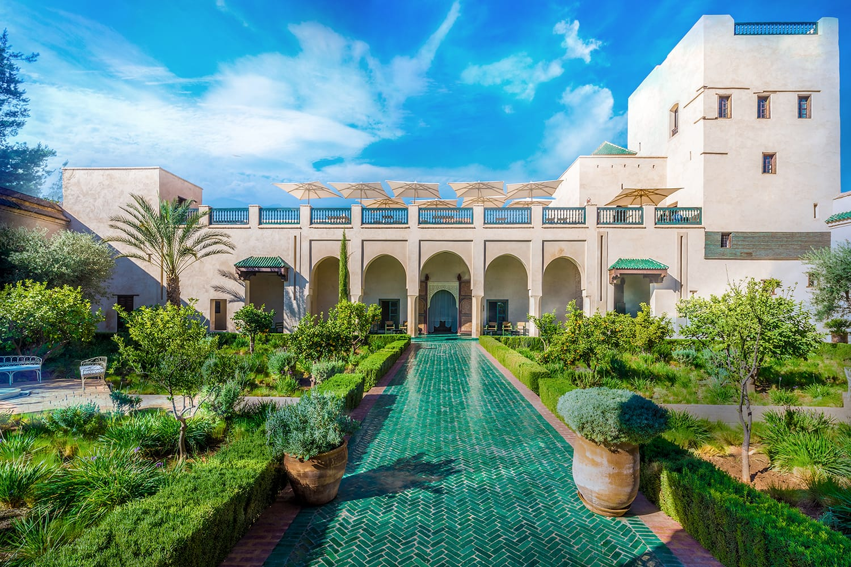 Le Jardin Secret, Marrakech, Morocco