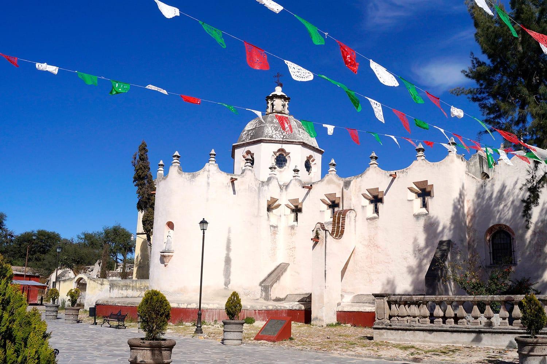 Sanctuary of Atotonilco, Mexico