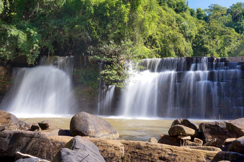 Sri Dit Waterfall in Thailand