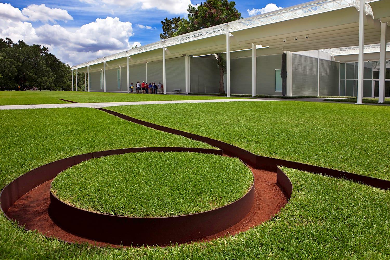 The Menil Collection in Houston, Texas, USA
