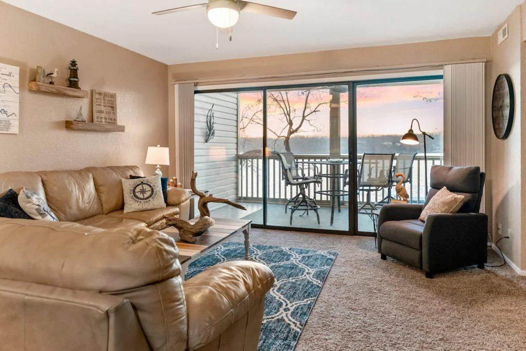 Beautiful Airbnb in Lake of the Ozarks, Missouri, USA
