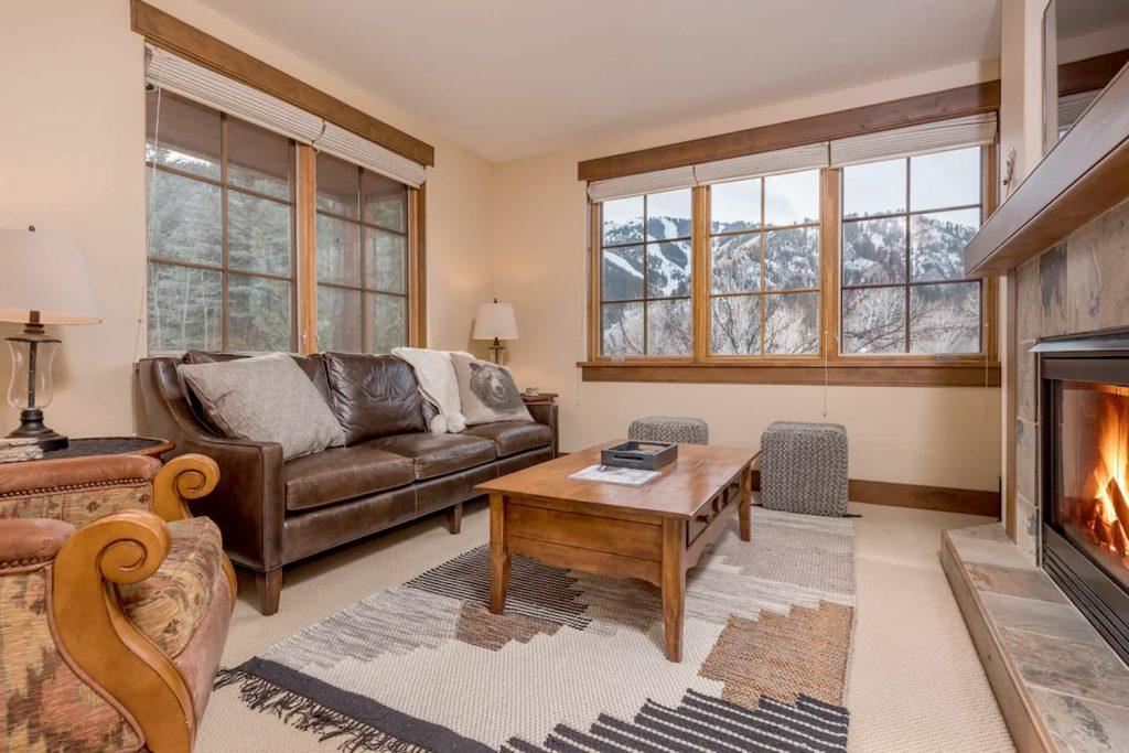 Beautiful Airbnb in Sun Valley, Idaho