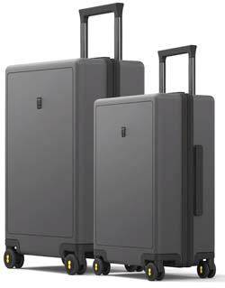 Level8 Luggage Set - 2 Piece