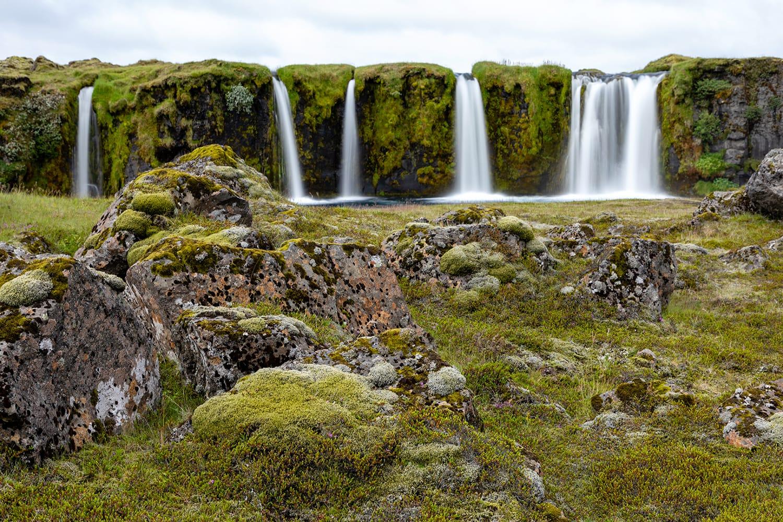 Iceland's stunning waterfalls on the golden circle