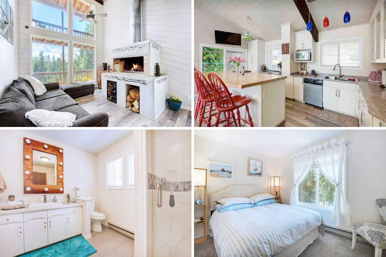 Airbnb Two Luxury Rooms in Whitefish, Montana