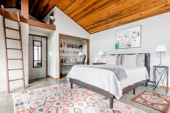 Beautiful Airbnb in Asheville, North Carolina, USA