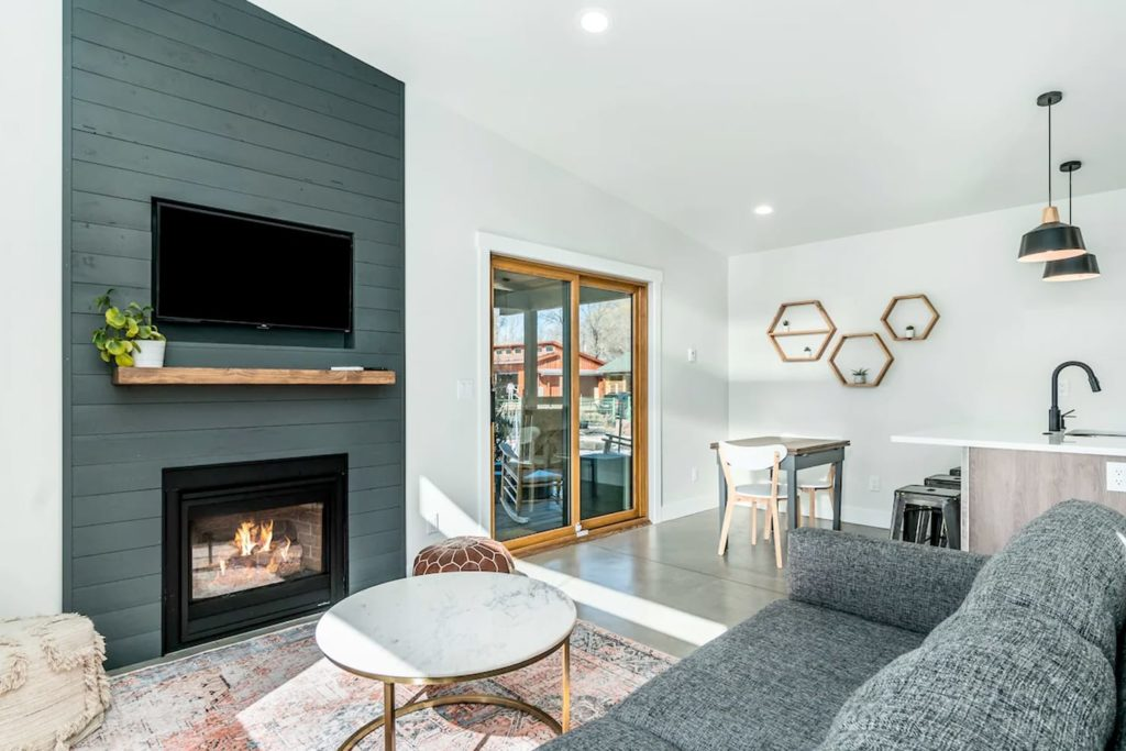 Beautiful Airbnb in Fort Collins, Colorado, USA