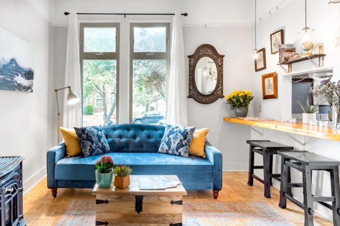 Beautiful Airbnb in Portland, Oregon, USA
