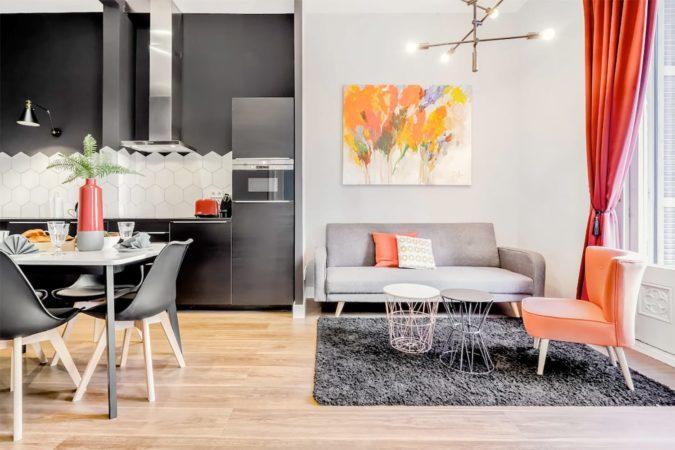Beautiful Airbnb in Barcelona, Spain