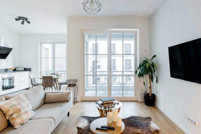 Beautiful Airbnb in Berlin, Germany
