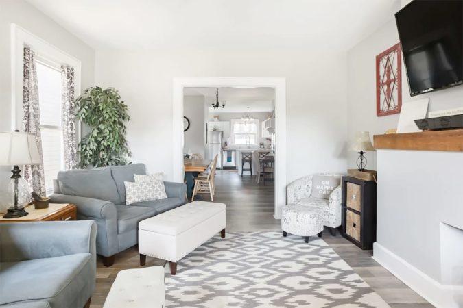 Beautiful Airbnb in Columbus, Ohio, USA