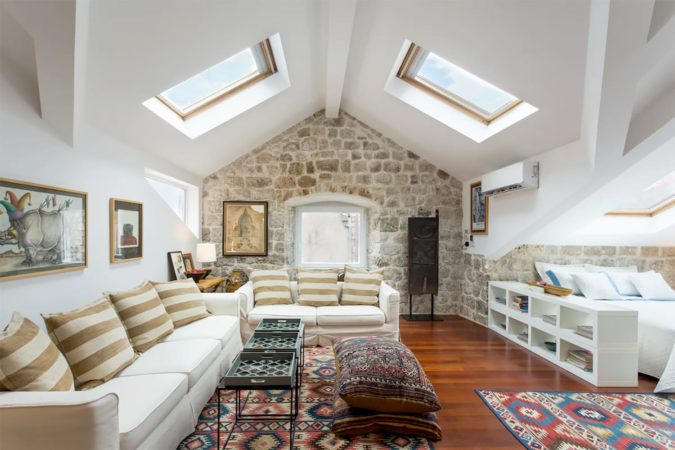 Beautiful Airbnb in Dubrovnik, Croatia