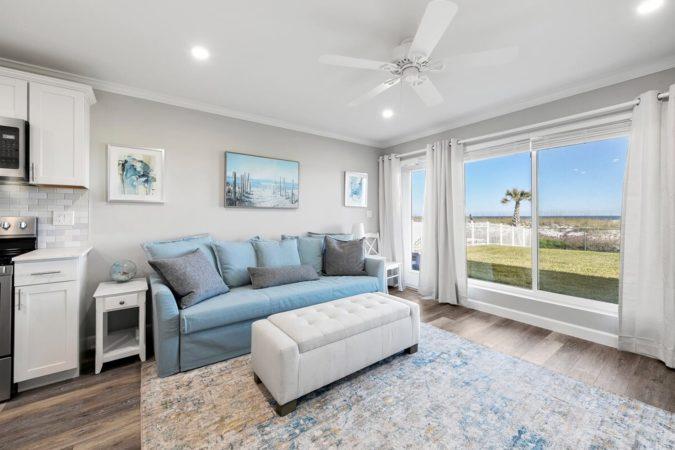 Beautiful Airbnb in Jacksonville Beach, Florida, USA