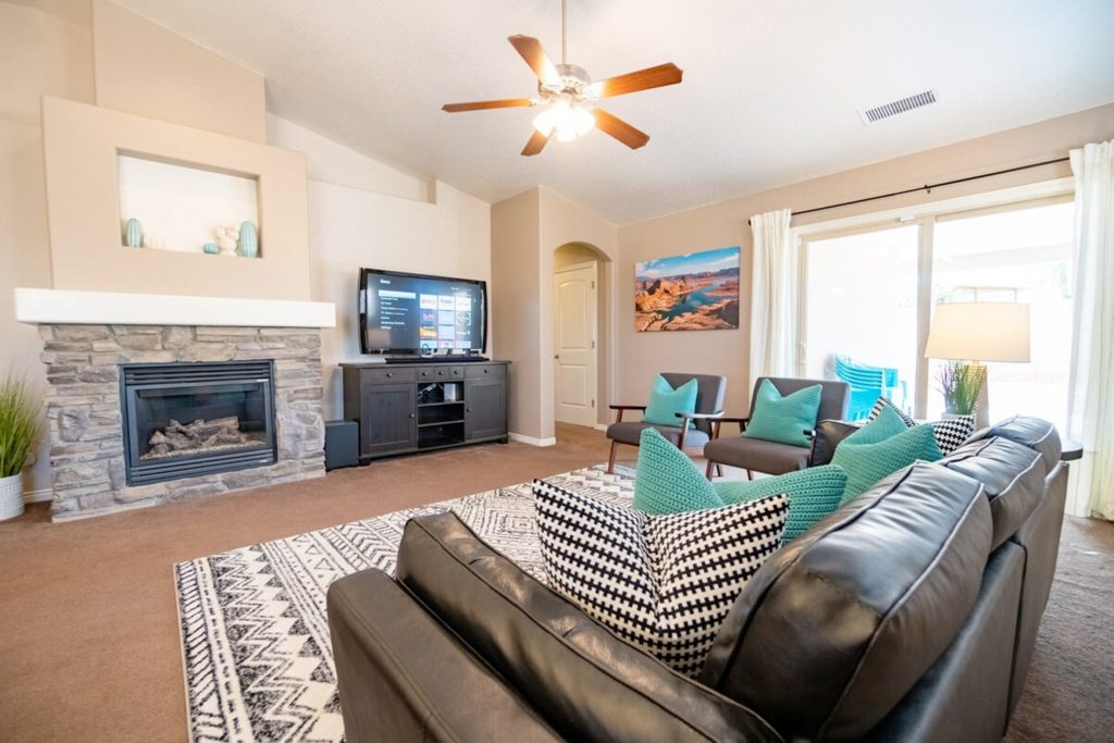 Beautiful Airbnb in Page near Lake Powell, Arizona, USA