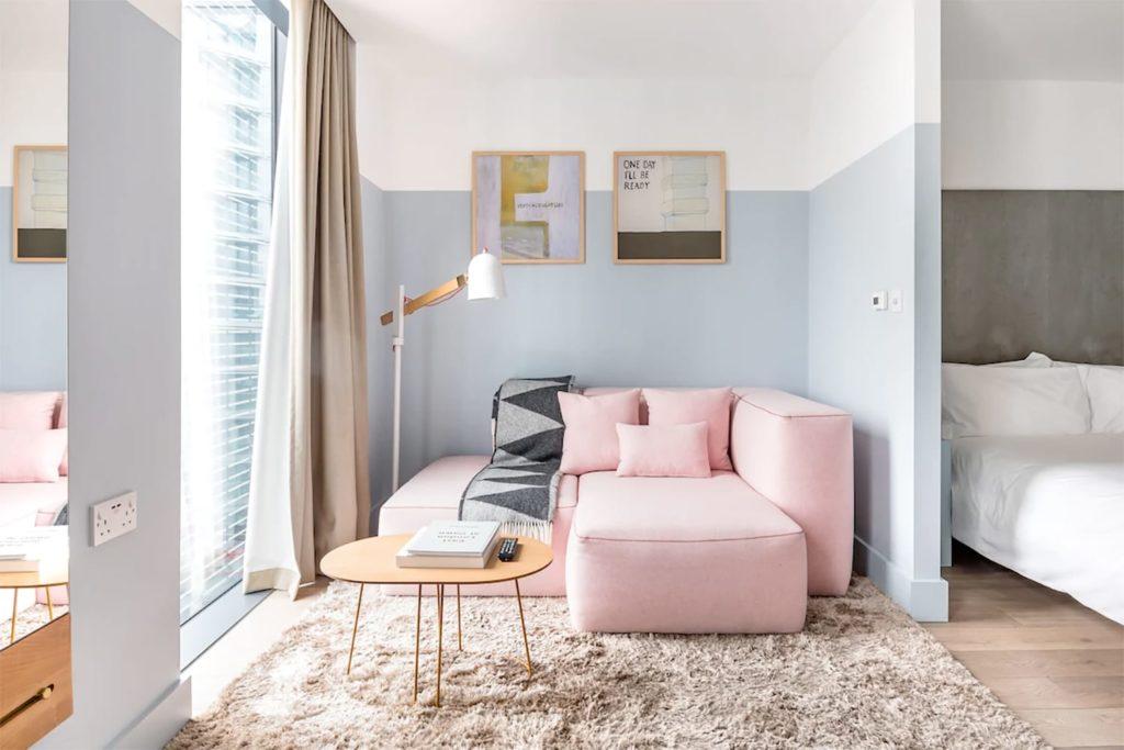 Beautiful Airbnb in London, UK