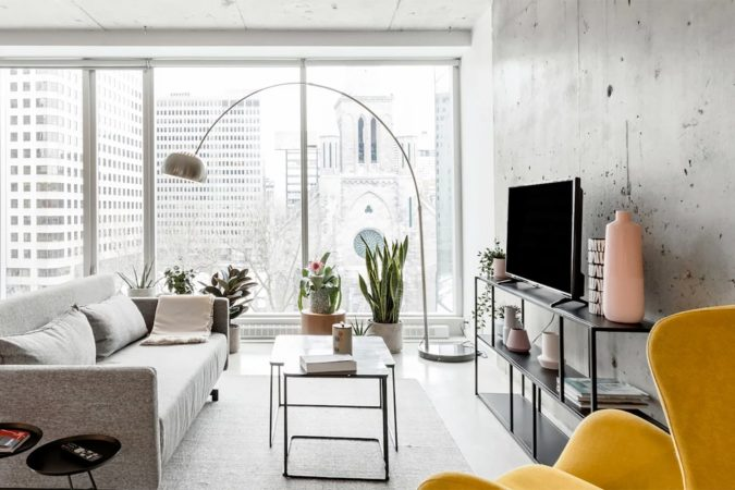 Beautiful Airbnb in Montreal, Canada