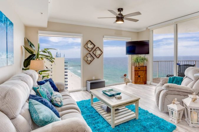 Beautiful Airbnb in Panama City Beach, Florida, USA